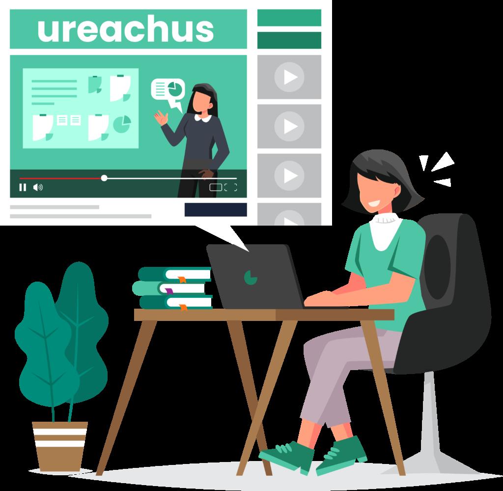 créer un centre de formation facilement avec ureachus