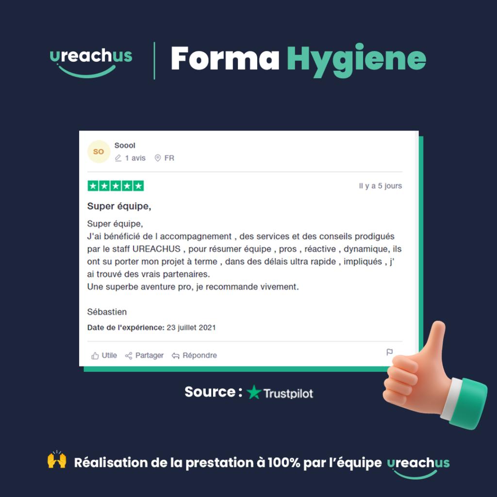 Avis Forma Hygiene