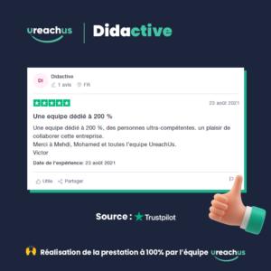 Avis Didactive