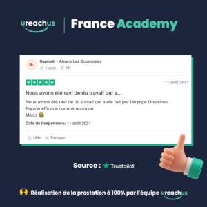 Avis France Academy