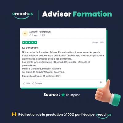 Avis Advisor Formation
