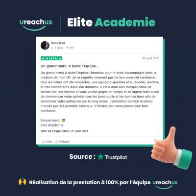 Avis Elite Academie