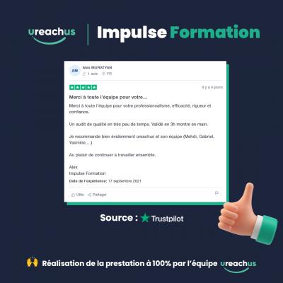 Avis Impulse Formation